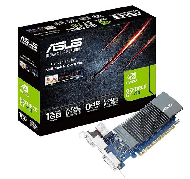 Scheda grafica di un computer Asus
